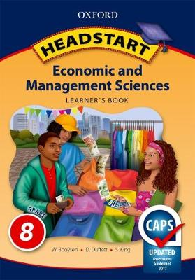 Headstart economic and management sciences CAPS: Gr 8: Learner's book