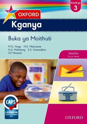 Picture of Oxford kganya: Gr 3: Learner's book : Home language
