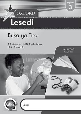 Picture of Oxford lesedi: Gr 3: Workbook : Home language