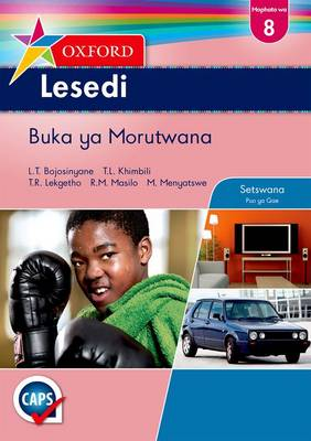 Picture of Oxford lesedi CAPS: Gr 8: Learner's book