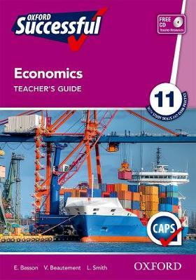 Picture of Oxford successful economics: Gr 11: Teacher's guide