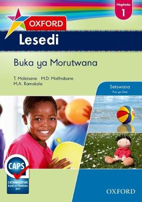 Picture of Oxford lesedi: Gr 1: Learner's book : Home language