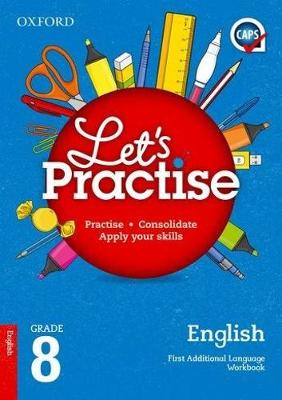 Picture of English 1st additional language CAPS: Gr 8: Practice book