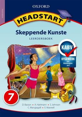 Picture of Oxford headstart skeppende kunste: Gr 7: Leerdersboek