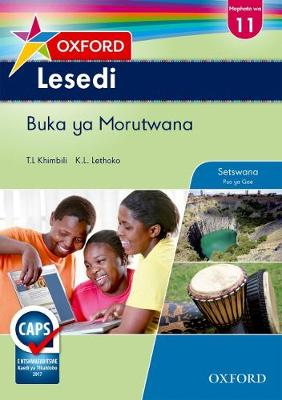 Picture of Oxford lesedi CAPS: Gr 11: Learner's book