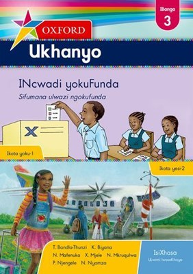 Picture of Oxford ukhanyo CAPS: Gr 3: Reader : Home language