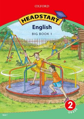 Picture of Headstart English CAPS: Big book 1: Gr 2 : First additional language