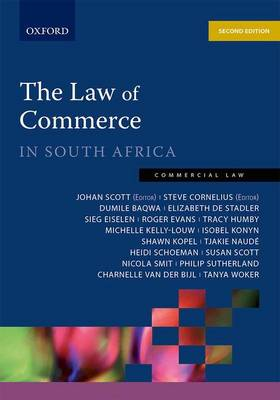 Picture of Law of Commerce in South Africa