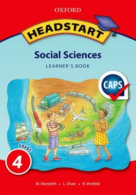 Picture of Headstart social sciences: Gr 4: Learner's book