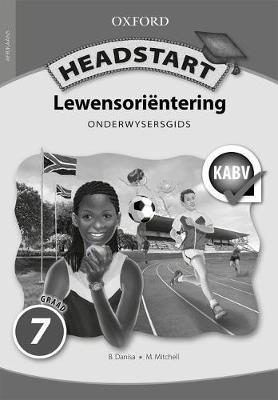Picture of Oxford headstart lewensorientering: Gr 7: Leerdersboek