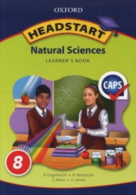 Headstart natural sciences CAPS: Gr 8: Learner's book