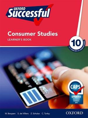 Picture of Oxford successful consumer studies CAPS: Gr 10: Learner's book