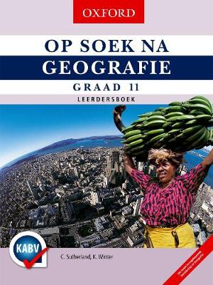 Picture of Op soek na geografie: Gr 11: Leerdersboek