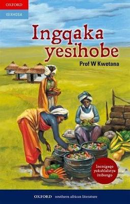 Picture of IsiXhosa poetry anthology