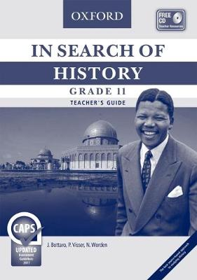 Picture of In search of history: Gr 11: Teacher's guide