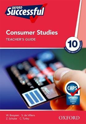 Picture of Oxford successful consumer studies CAPS: Gr 10: Teacher's guide