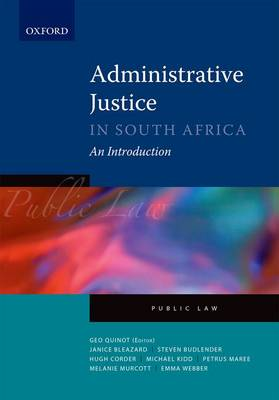 Picture of Administrative law in SA