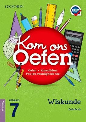 Picture of Oxford wiskunde: Gr 7: Oefenboek