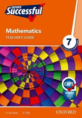Picture of Oxford successful mathematics CAPS: Gr 7: Teacher's book