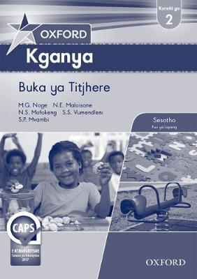 Picture of Oxford kganya: Gr 2: Teacher's guide : Home language