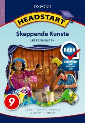 Picture of Oxford headstart skeppende kunste: Gr 9: Leerdersboek