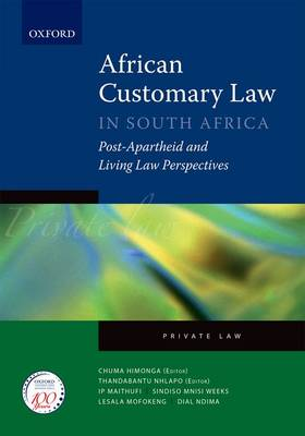 Picture of African customary law