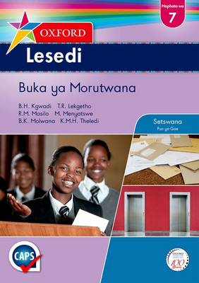 Picture of Oxford lesedi CAPS: Gr 7: Learner's book