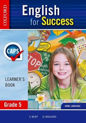 Picture of English for success CAPS: Gr 5: Learner's book
