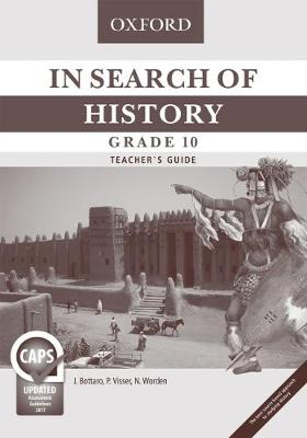 Picture of In search of history CAPS: Gr 10: Teacher's guide