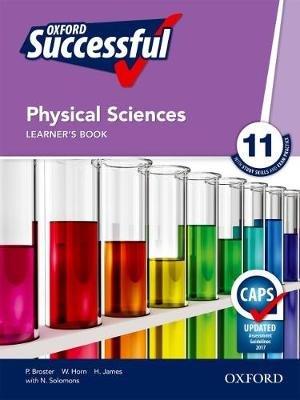 Picture of Oxford successful physical sciences: Gr 11: Learner's book