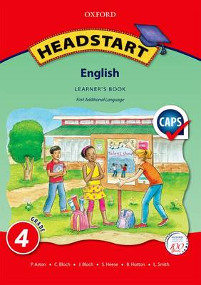 Picture of Headstart English CAPS: Gr 4: Learner's book