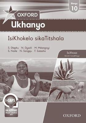 Picture of Oxford ukhanyo: Gr 10: Teacher's guide : Home language