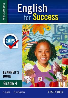 Picture of English for success CAPS: Gr 4: Learner's book