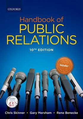 Picture of Handbook of public relations
