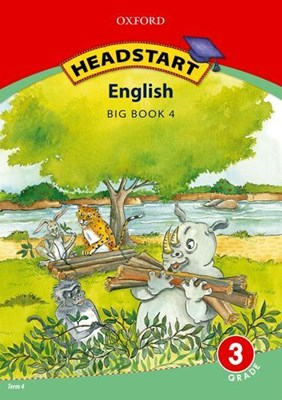 Picture of Headstart English CAPS: Big book 4: Gr 3 : First additional language