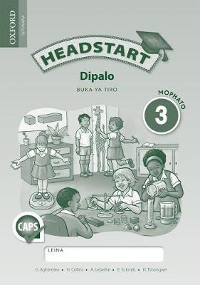 Picture of Headstart dipalo: Gr 3: Workbook