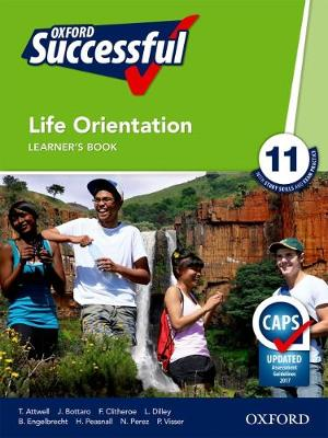 Picture of Oxford successful life orientation: Gr 11: Learner's book