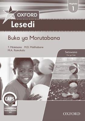 Picture of Oxford lesedi: Gr 1: Teacher's guide : Home language