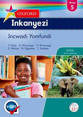 Picture of Oxford inkanyezi CAPS: Gr 5: Learner's book