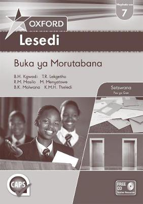 Picture of Oxford lesedi CAPS: Gr 7: Teacher's book