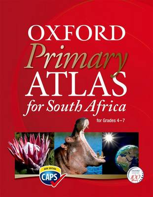 Picture of Oxford primary atlas for South Africa CAPS revision