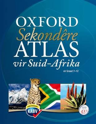 Picture of Sekondere atlas vir Suid-Afrika CAPS: Gr 8 - 12: Leerdersboek