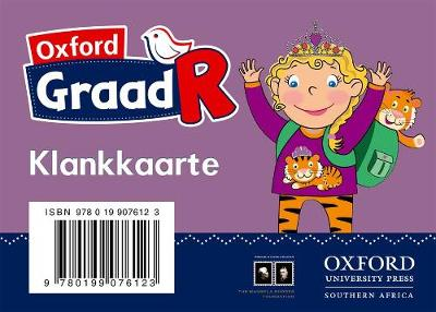 Picture of Oxford Fonetiese Klankkaarte: Graad R