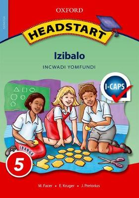 Picture of Headstart mathematics  : Gr 5: Learner's book