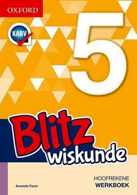 Picture of Blitz Wiskunde: Graad 5: Werkboek