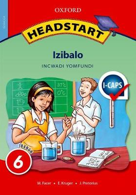 Picture of Headstart mathematics : Gr 6: Learner's book