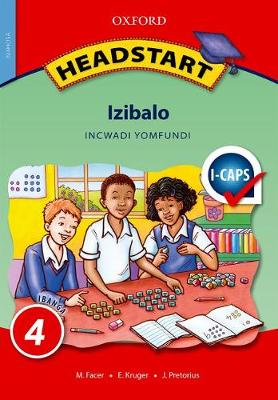 Picture of Headstart mathematics  : Gr 4: Learner's book