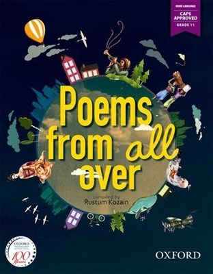 Picture of Poems from All Over
