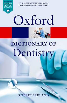 Picture of A Dictionary of Dentistry