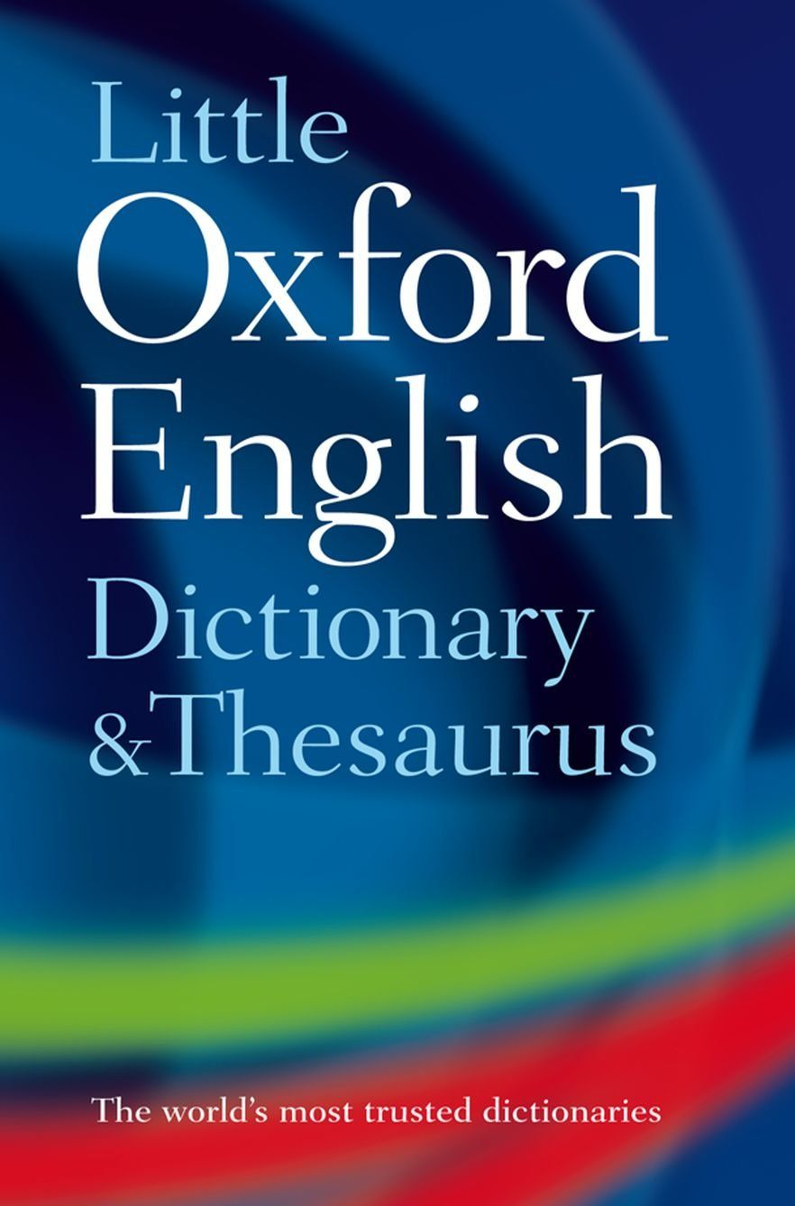 Picture of Little Oxford Dictionary and Thesaurus
